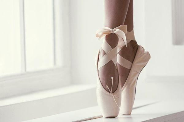 como hacer zapatillas de ballet