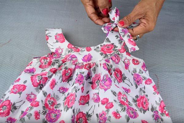 Como hacer vestidos de niñas