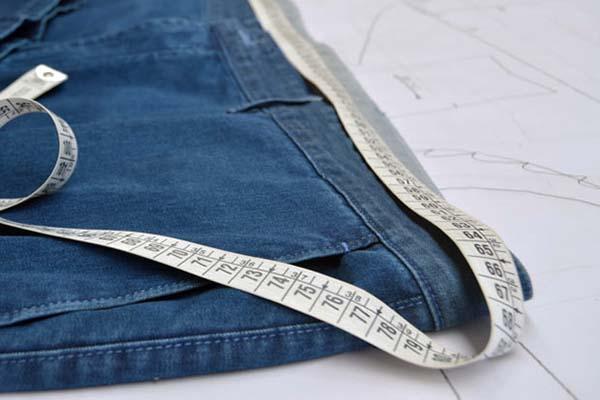 como hacer un pantalon de dama paso a paso