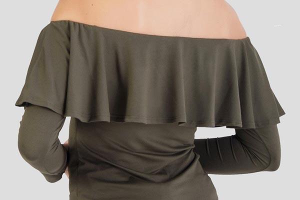 como hacer una blusa campesina paso a paso